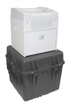 20434 DS High Security Shredder