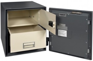 7110-01-309-2032 | Hamilton Safe Class 5, Size IV General Purpose Cabinet