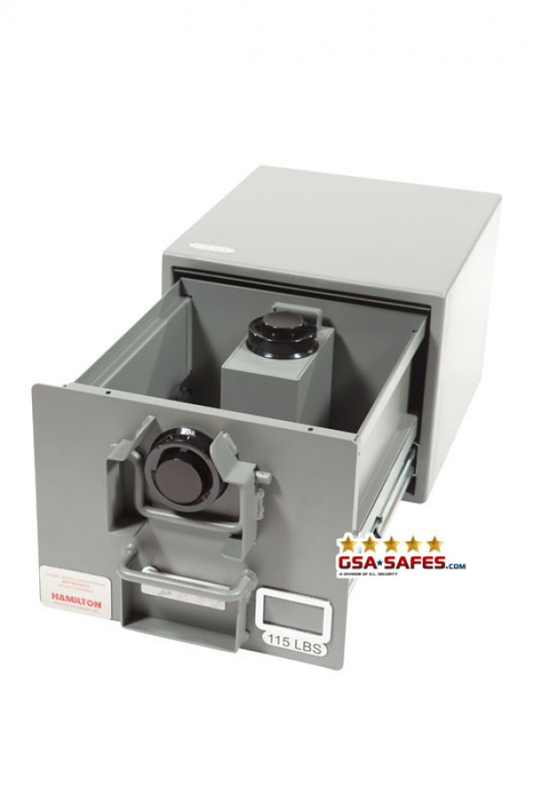7110 01 015 2851 Gsa Approved Army Field Safe From Hamilton Products