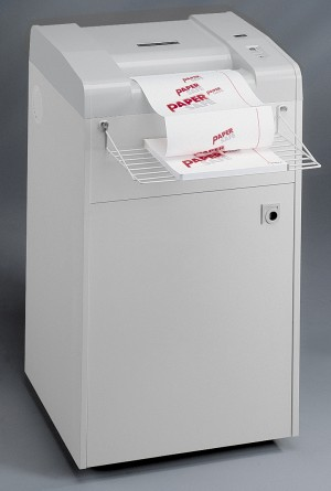 20394 High Security Paper Shredder | NSA Approved