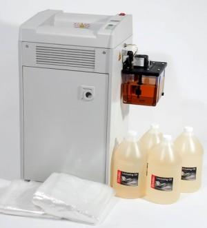Performance Kit | Paper Shredding Oil, Oiler & Accessories